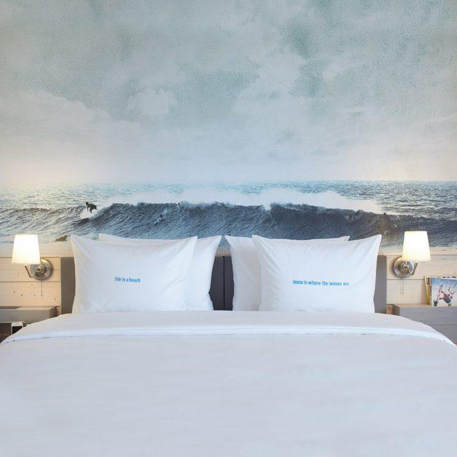 Beachmotel, Doppelzimmer; St.-Peter-Ording