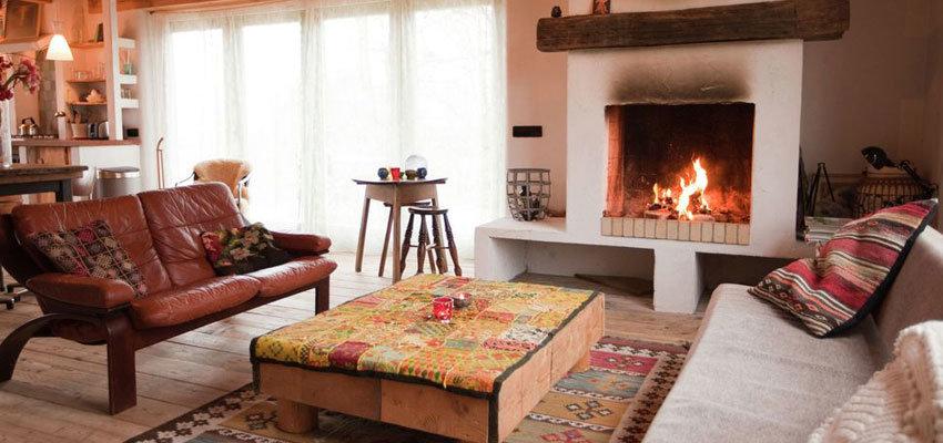 Innenansicht eines Ferienhaus von www.fewo-direkt.de
