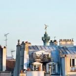 Hotel Turenne - Blick aus dem Dachzimmer