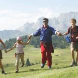 Cavallino Bianco, Wanderspass für die ganze Familie