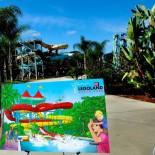 Wasserrutsche im Legoland Florida