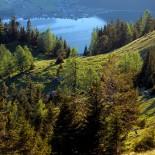 Idyllisch gelegen: Der Achensee