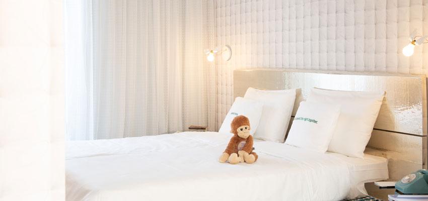25 Hours Hotel Florenz - Mockup Room