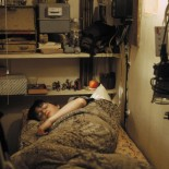 Harry Potter im Bett