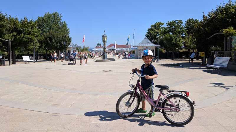 Usedom Fahrrad-Tour für Familien © Foto: Thomas Weiß