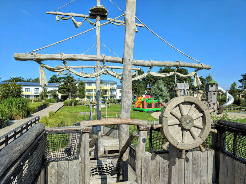 Pirateninsel Usedom
