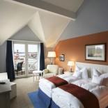 Hafenhotel Rheinsberg: Doppelzimmer