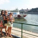 A-Rosa Flusskreuzfahrt; S.Vodicka mit Kids; Bild:- S.Vodicka