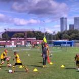 AIDA Fussball Camp: Trainingsgelände bei Ajax_Amsterdam; Bild: AIDA Sven Ehricht.