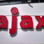 AIDA Fussball Camp: Ajax Amsterdam Logo; Bild: AIDA Sven Ehricht