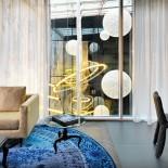 Andaz Hotel Amsterdam: Large Suite; Bild: PR Andaz Amsterdam