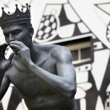 Andaz Hotel Amsterdam: Garden Skulptur; Bild: PR Andaz Amsterdam