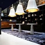 Andaz Hotel Amsterdam: Lobby; Bild: PR Andaz Amsterdam