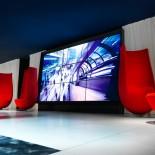 Andaz Hotel Amsterdam: Video Art - Lobby; Bild: PR Andaz Amsterdam