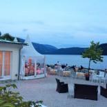 Herrlich: Abendessen direkt am See: See-Villa Millstaettersee ©AndreaFischer