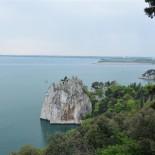 Adriaküste bei Trieste; Bild: Nehro Karim-Vodicka