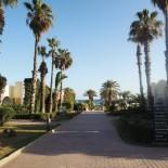 Club Aldiana Tunesien: Ansicht Aussenanlage; Bild: Adrienne Friedlaender