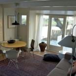 FeWo Amsterdam Wohnzimmer