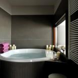 Aqualux Hotel Whirpool Round Suite