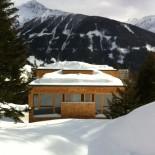 Aussenansicht Chalet Gradonna Mountain Resort