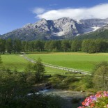 Sporthotel Bad Moos - Wanderweg