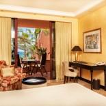 Bahia Kempinski Hotel: Deluxe Room; Bild: PR Kempinski