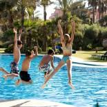 Bahia Kempinski Hotel: Kids im Pool; Bild: PR Kempinski