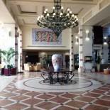 Bahia Kempinski Hotel: Lobby; Bild: Sandra Müller-Hofner