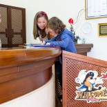 Bahia Kempinski Hotel: Check-in für die Kids; Bild: PR Kempinski