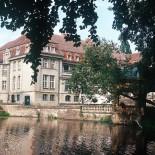 Jagdschloss Bellin mit direktem Wasserzugang