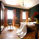 Jagdschloss Bellin grünes Zimmer