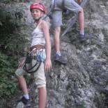 Wandern Berchtesgaden - Kletterwand