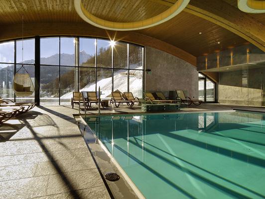Hotel Bergland Soelden