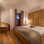 Hotel Bergschlössl: Doppelzimmer; Bild: PR Bergschlössl
