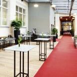 Mövenpick Hotel Berlin - Buffet