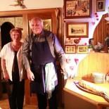 Gastgeber: Astrid und Robert