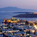 Hotel Barbaros Bay - Blick auf Bodrum