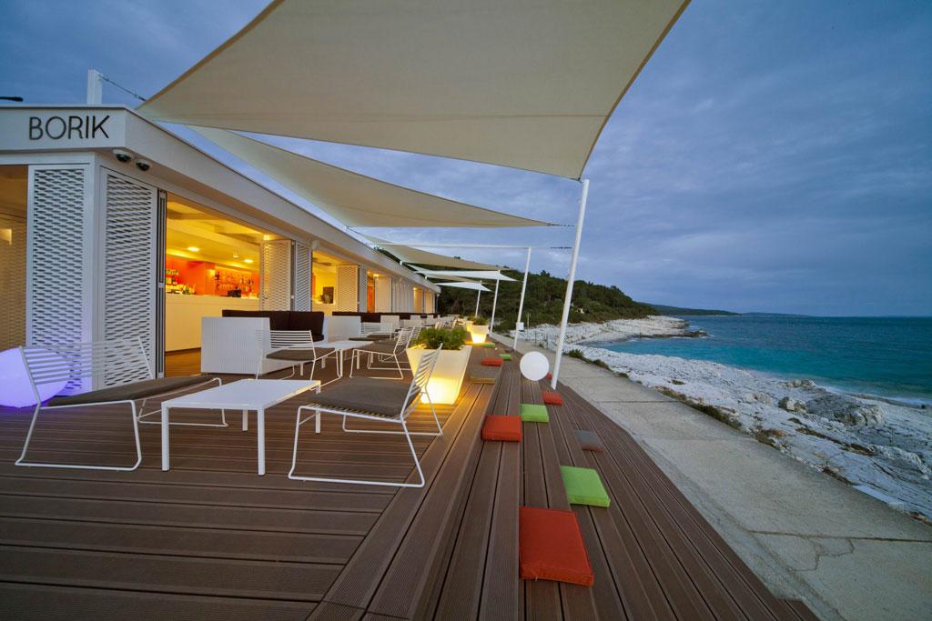 Losinj hotel vespera kroatien trips4kids for Modernes familienhotel