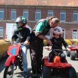 Bremerhaven: Einweisung zur Ralley; Bild: A.Friedlaender