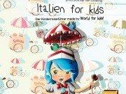 Italien for kids, Reiseführer