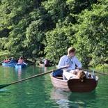 Wildromantisch: Buchtenwandern am wilden Ufer des Millstaettersees ©AndreaFischer