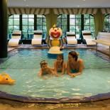 Cavallino Bianco, Indoor-Pool für Kids
