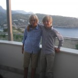 Hotel Jumeirah Port Soller - Kinder vor Sunset Lounge