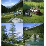 "Cool Camping - Camping ""des glaciers"", Schweiz"