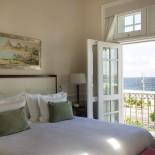 Belmond Copacabana Palace Zimmer mit Ausblick; Bild: PR Copacabana Palace