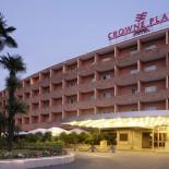 Hotel Crowne Plaza Rome - Außenansicht Hotel