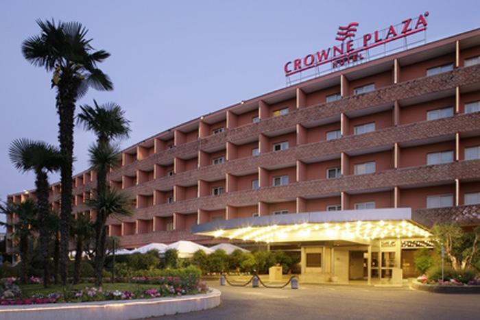 Hotel Crowne Plaza Roma Via Aurelia Antica