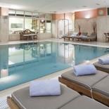 Hotel Crowne Plaza Rome - Indoor Pool