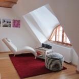 Ferienhaus Diekhof: Sessel mit Ausblick; Bild: PR Diekhof