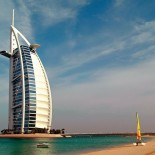 Aida Kreuzfahrt - Dubai Bursh al Arab